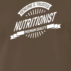 Genuine Trusted Nutritionist - Men's Premium T-Shirt