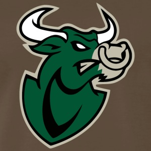 The green bull - Men's Premium T-Shirt