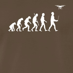 More T Shirts Drone Fly Remote Evolution