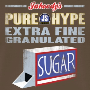 The Jaboody Show 039 s Sugar Box Shirt for Ladies - Men's Premium T-Shirt