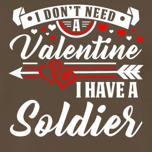 Valentinesday - SOLDIER T-Shirt and Hoodie - Men's Premium T-Shirt