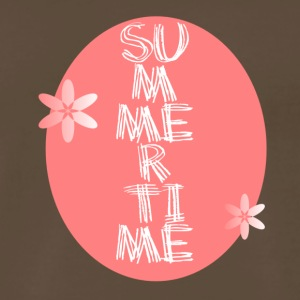 Summer Sticker - Men's Premium T-Shirt