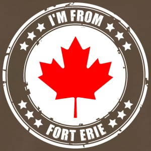 I'm from FORT ERIE - Men's Premium T-Shirt