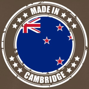 MADE IN CAMBRIDGE - Men's Premium T-Shirt