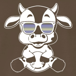 Cow Tee Shirt - Men's Premium T-Shirt