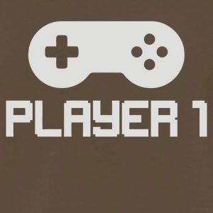 Player 1 - Men's Premium T-Shirt