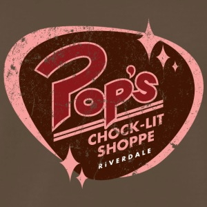 Pops Chocklit Shoppe - Men's Premium T-Shirt