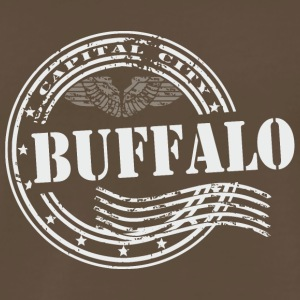 Stamp Buffalo - Men's Premium T-Shirt