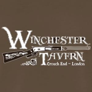 Winchester Tavern vectorized - Men's Premium T-Shirt