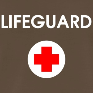 Lifeguard T-Shirt - Men's Premium T-Shirt