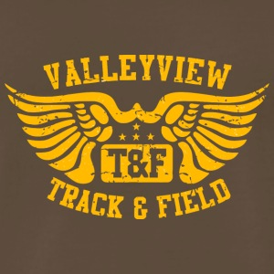 Valleyview T F Track Field - Men's Premium T-Shirt