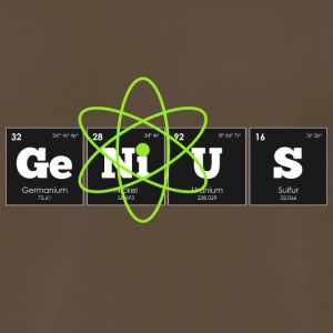 Periodic Elements: GeNiUS - Men's Premium T-Shirt