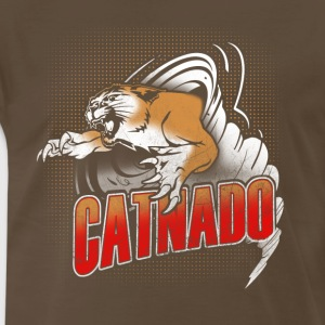 CATNADO - Men's Premium T-Shirt