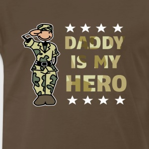 Military Dad - Men's Premium T-Shirt