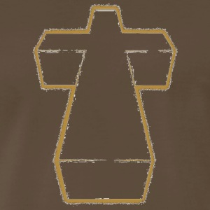 Justice Cross - Men's Premium T-Shirt