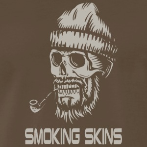 SMOKING SKINS - Men's Premium T-Shirt