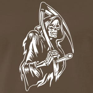 Grin Of The Reaper - Men's Premium T-Shirt