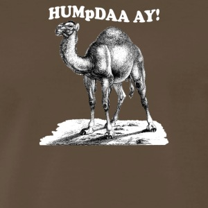 hump day Funny Men's T-shirt - Men's Premium T-Shirt