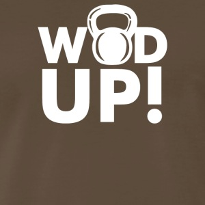 Crossfit Wod Up - Men's Premium T-Shirt