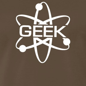 Geek Atom - Men's Premium T-Shirt