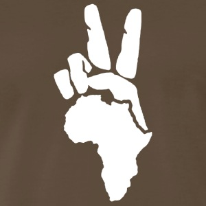 Peace To Africa - Men's Premium T-Shirt
