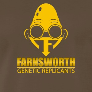 Farnsworth Genetic Replicants - Men's Premium T-Shirt