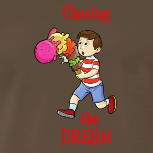 Chasing the DREAM - Men's Premium T-Shirt