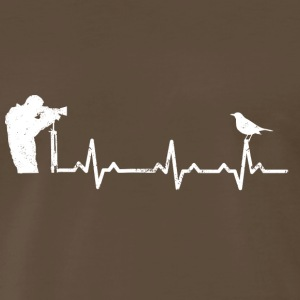 Heartbeats Bird Photographer Lover Design