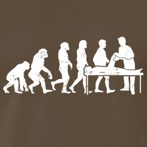 Funny Evolution Physical Therapist T-shirt