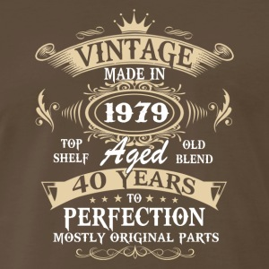Vintage 1979 40 Years Perfectly