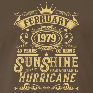 February 1979 40 Years Of Sunshine and Hurricance
