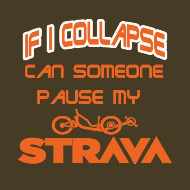 May the Tailwind Be with You Funny Strava Cycling Men's Premium T