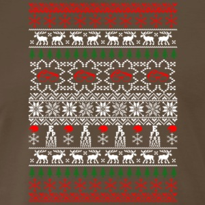 Optician Ophthalmologist Ugly Christmas Sweater