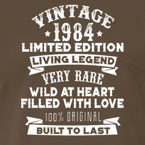 Vintaged 1984 Living Legend Built To Last