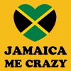 jamaica me crazy - Men's Premium T-Shirt