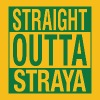 Straight Outta Straya - Men's Premium T-Shirt