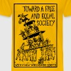 toward socialism - Men's Premium T-Shirt