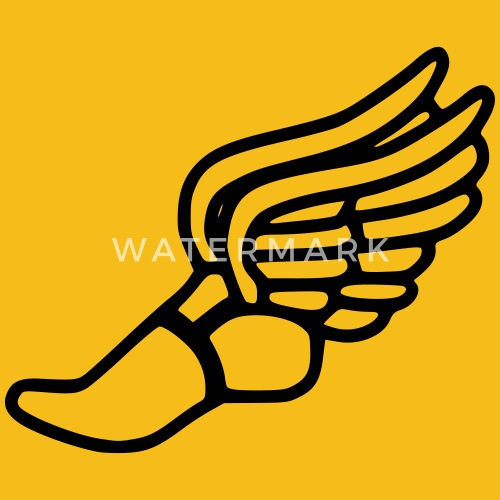 Winged Foot By Martmel Cus Spreadshirt