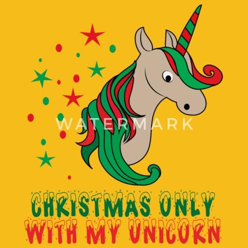 christmas unicorn shirt gifts by krixos81 spreadshirt - Christmas Unicorn