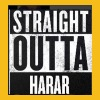 Straight out of harar - Men's Premium T-Shirt