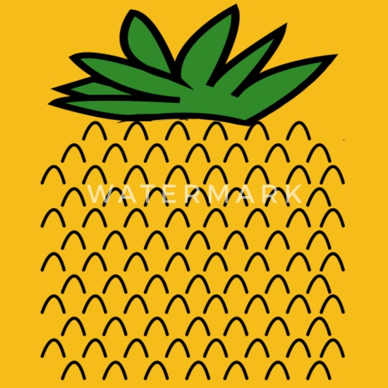 45341c8a pineapple costume for halloween fruit costume Men's Premium T-Shirt ...
