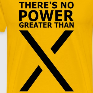 X POWER - Men's Premium T-Shirt