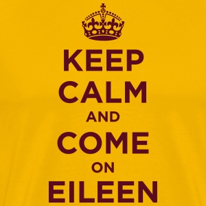 Keep Calm and Come on Eileen - Men's Premium T-Shirt
