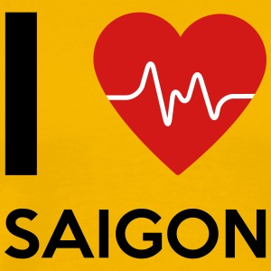 I Love Saigon - Men's Premium T-Shirt