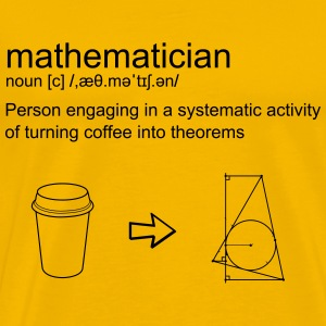 Mathematician & coffee