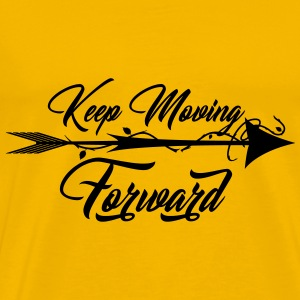 Keep Moving Forward - Men's Premium T-Shirt