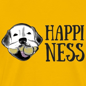 Happiness - Men's Premium T-Shirt