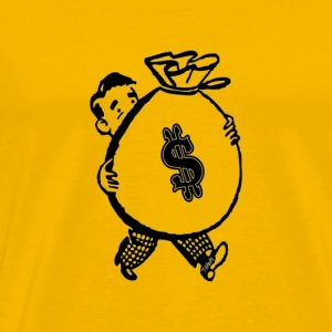 Money Bags - Men's Premium T-Shirt