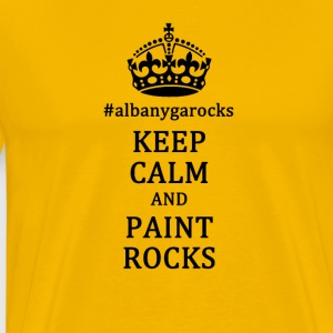 Albany Ga Rocks - Men's Premium T-Shirt