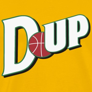 Doup Basketball - Men's Premium T-Shirt